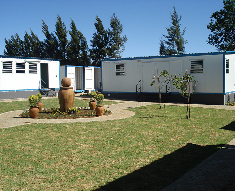 Speedoffice Mobile Site Office Accommodation, Portable Prefab Office Units