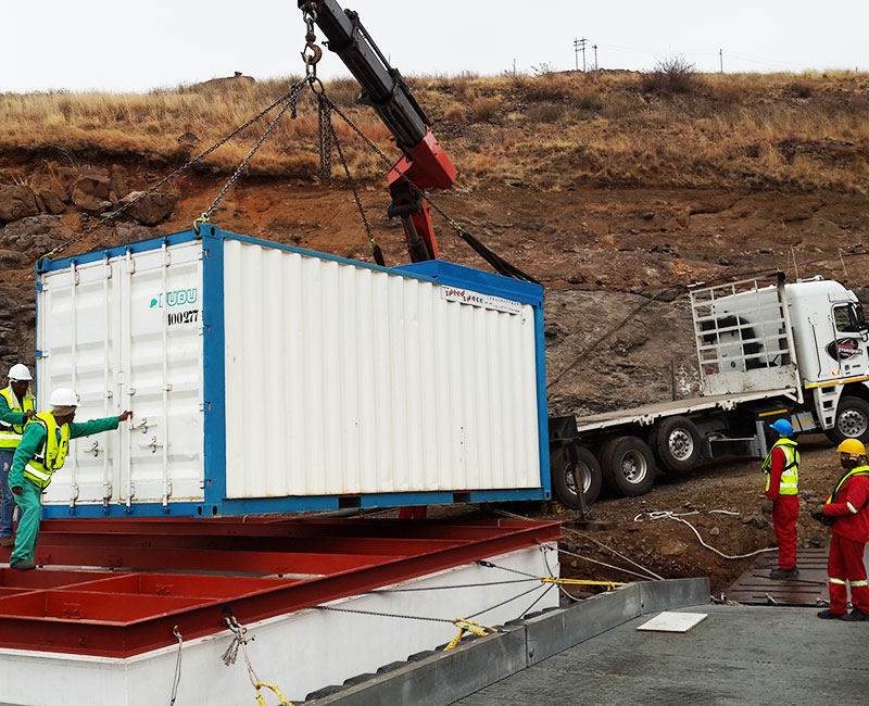 Steelcontainer, Steel Containers for Sale or Hire